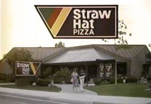 About Us Straw Hat Pizza