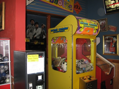 Games in the restaurant