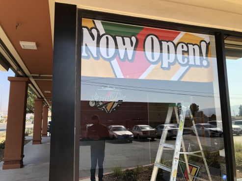 Straw Hat in Hollister on Tres Pinos Now Open
